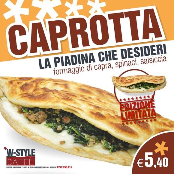 Promo Caprotta