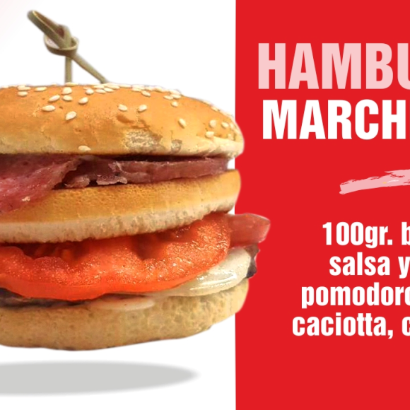 Promo Hamburger Marchigiano